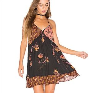 Free People All Mixed Up Dress